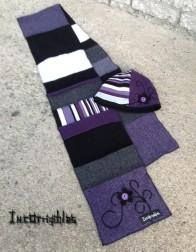 kit foulard et tuque Nadine.inco